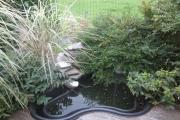 Pièce d'eau - aménagement de jardin