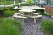 Réalisation d'un banc en bois