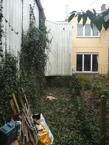 Les travaux de jardin avant apr s de laurent leroy for Entrepreneur jardin
