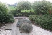 Aperçu de l'aménagement de jardin